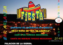 Bar Arlanza: Fiesta Mexicana